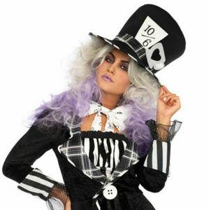 Leg Avenue costume with wig bundle